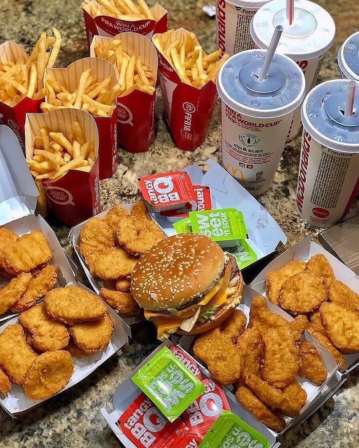 Looking forward to National Fast Food Day mcd mcdonalds