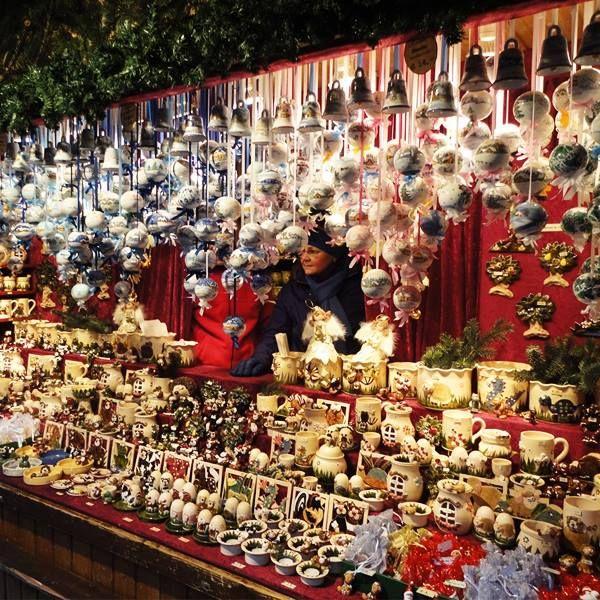 Праздник приближается — в Риме уже вовсю работают рождественские ярмарки.  Фото с Пьяцца Навона.