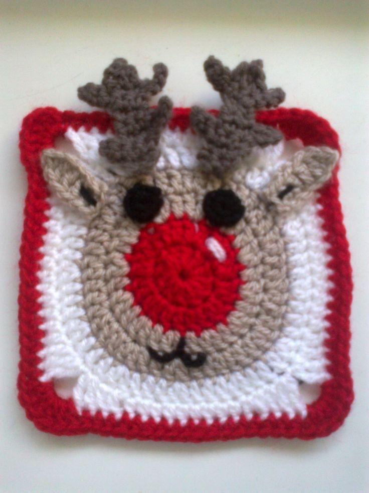 horgolt Rudolf :)