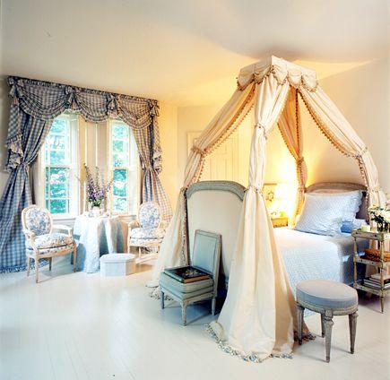 Deeda Blairu0027s Bedroom In Their Washington DC Home    Design By Billy Baldwin