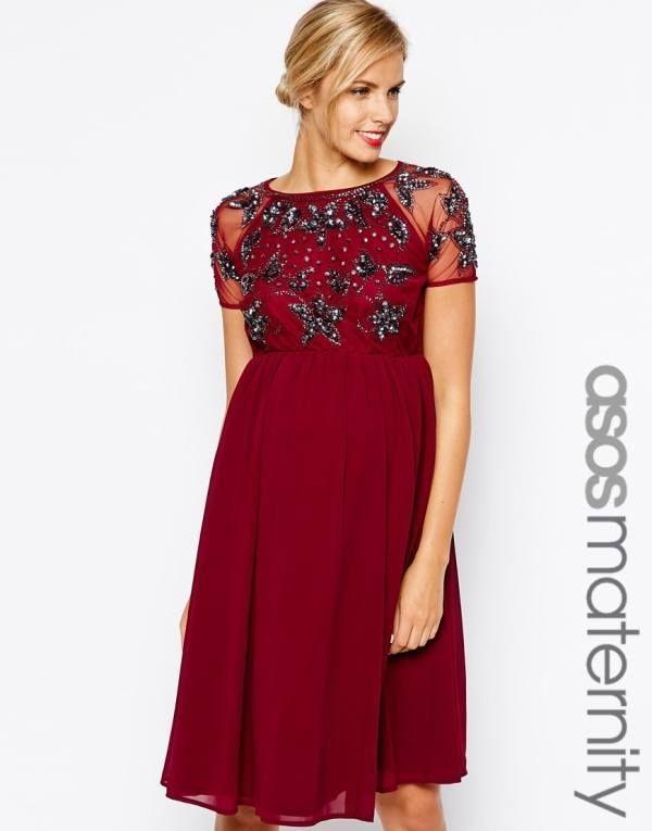 634a74861 Resultado de imagen para ropa para embarazadas | 9 MESES | Vestidos ...