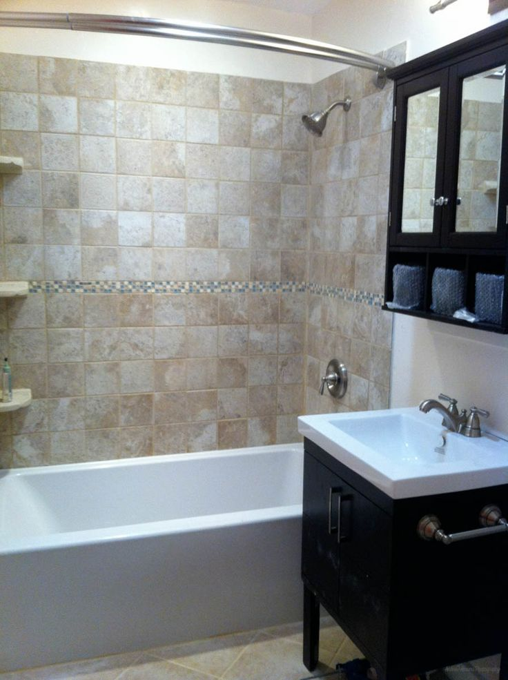 Small bathroom remodel in La Mesa #bathroom #ibtsdiego ...