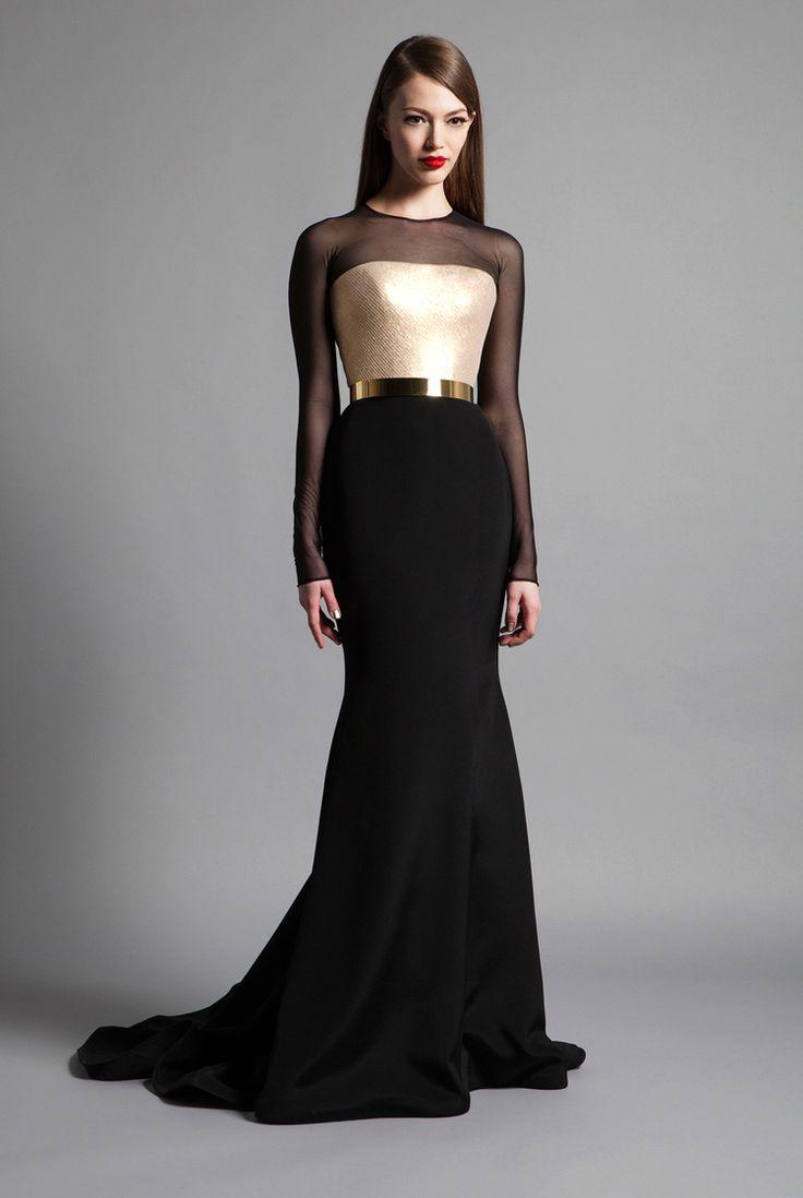 21 besten Evening Dress :* Bilder auf Pinterest | Abendkleid, Lange ...