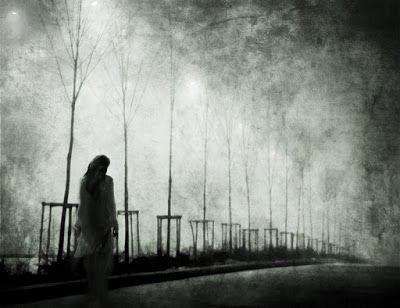 Του Έρωτα, Μετά...: Στης σιωπής το δρόμο... Μονάχη... Βράδυ... Πρωί......