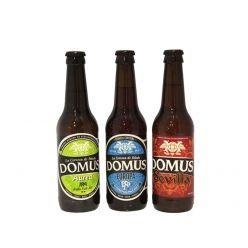 Kit Cerveza Artesanal Domus