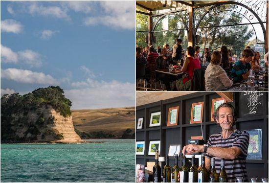 Here's your gourmet guide to the untamed wine region 20 minutes from Auckland.