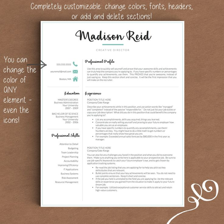 26 best ella shvartsman images on Pinterest Cv resume template - How To Open A Resume Template In Word 2007
