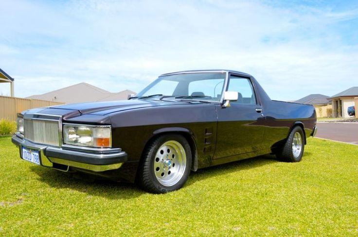 1976 Holden Ute