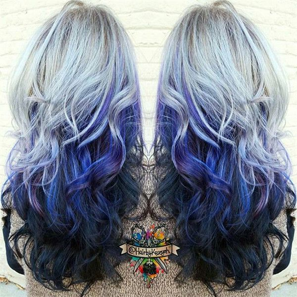 Hair Colors And Styles 500 Best Extreme Hair Colors 1 Images On Pinterest  Hair Colors