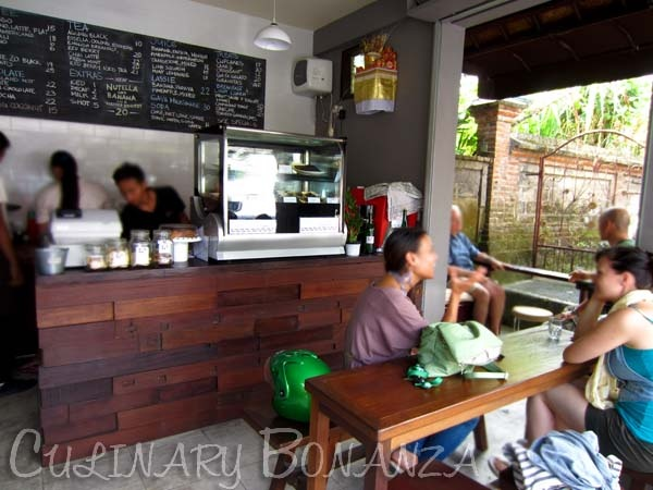 Bali Memoir: That Little Spot in The Corner at Localista Cafe, Ubud | Culinary Bonanza