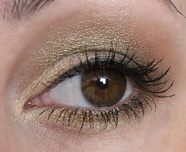 Pink Tease Dazzle Eyeshadow – 02 Greens And Yellows Palette resultaat