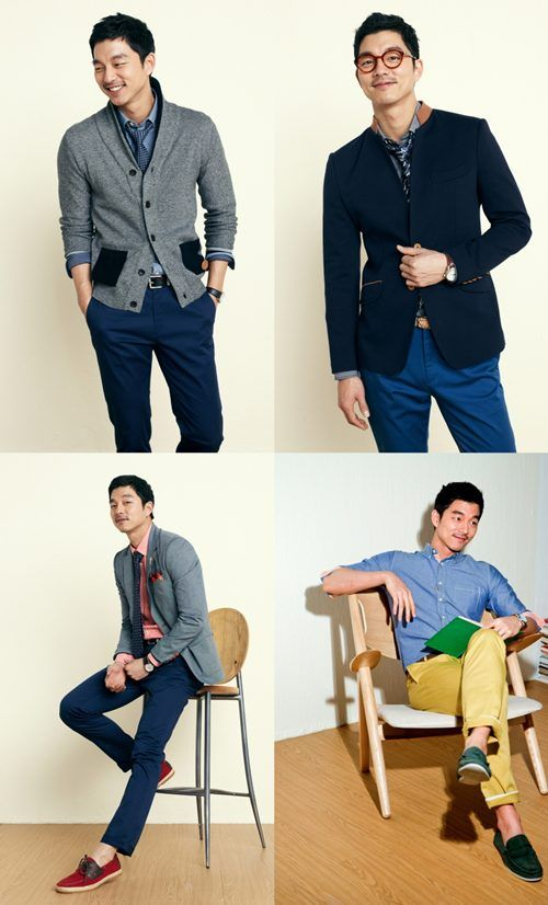 Actor Gong Yoo selected as endorsement model for 'Mind Bridge' for 4th consecutive year