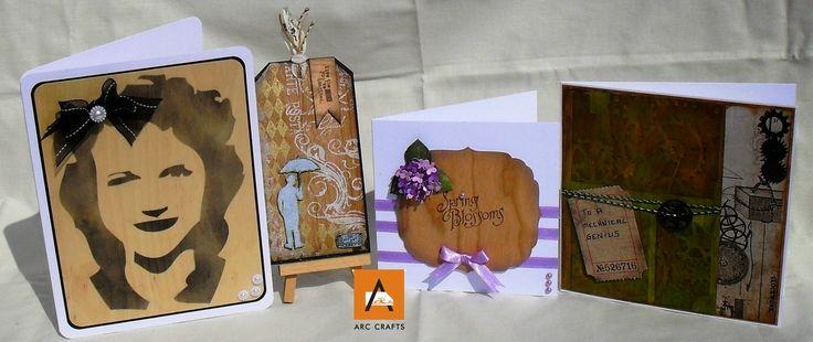Personal Impressions Blog: ARC Crafts