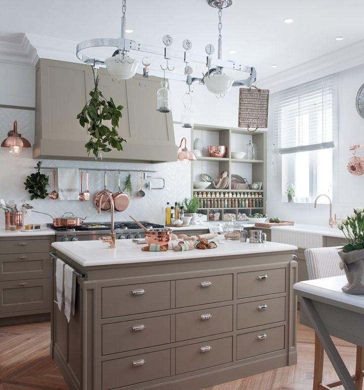 Mejores 21 imágenes de cocinas en Pinterest   Casa, Cocina abierta y ...
