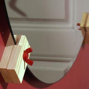 Spegelhållare