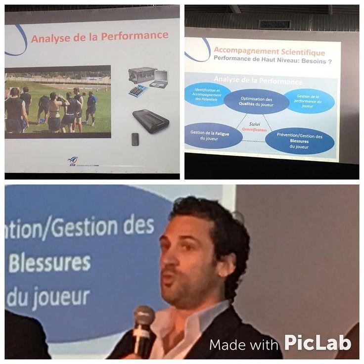 #sdbx5 Fédération Française de Rugby (@ffr) is strongly using #IoT & #quantifiedSelf #quantifiedTeam #sport #olympics by zaccone