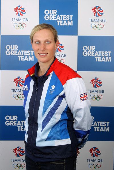 Zara Phillips Photos - Team GB Eventing Athletes Announced For London 2012 Olympic Games - Zimbio