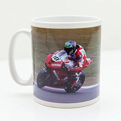 buildbase BMW Motorrad Superbikes Britannique Équipe N ° 10Kirkham Mug: Tasse avec une photo de Jon Kirkham et le logo Cet article…