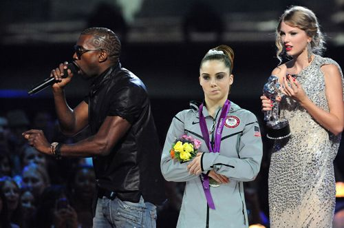 I don't know if you have been watching the gymnastics, but I love this girl! mckayla is not impressed