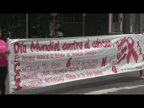 Uruguay realiza campaña de concienciación en el Día Mundial del Cáncer - http://wp.me/p7GFvM-Ay9