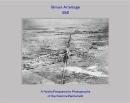 Simon Armitage - poet, playwright, broadcaster and Professor of Poetry at Oxford University - has been commissioned by 14-18 Now to write a sequence of poems in response to photographs (aerial, oblique and panoramic) of areas associated with the Battle of the Somme.