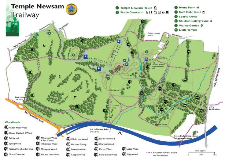 Take A Walk Around Temple Newsam