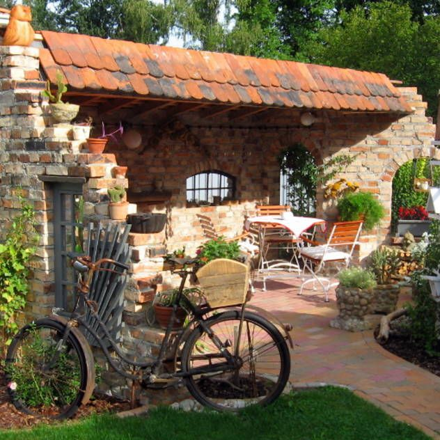 die besten 25 steinmauer garten ideen auf pinterest steinwand garten steingarten mauern und. Black Bedroom Furniture Sets. Home Design Ideas