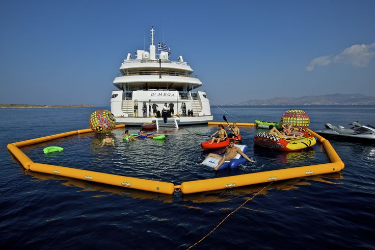 Yacht O Mega toys
