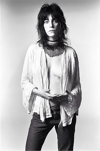 Patti Smith: The ultimate photographic subject for Robert Mapplethorpe