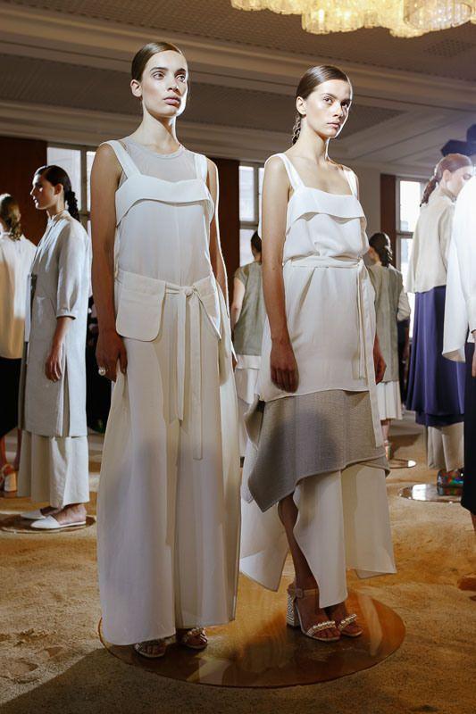 Glimpses at Fashion: Berlin Fashion Week 2016 - Nobi Talai