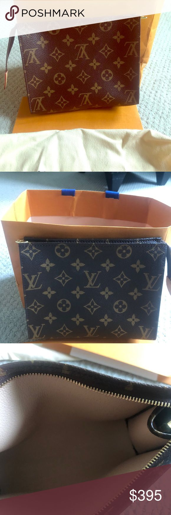 Louis Vuitton cosmetic bag new NWT Louis vuitton