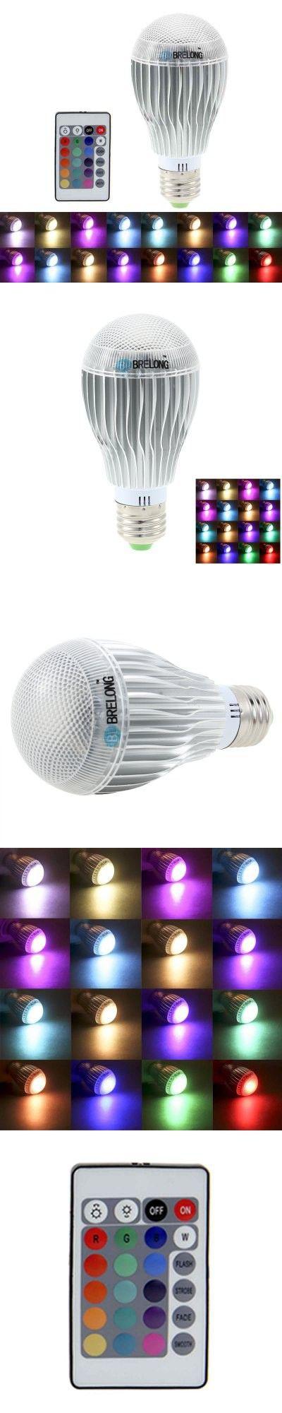 Online yuv color picker - Led Light Bulbs Brelong E27 400lm 16 Color Changing 10w Rgb Led Bulb 24