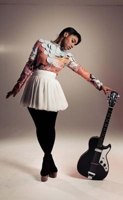 We chatted to soul singer Lianne La Havas ahead of her Cambridge date next week (photo by Alex Lake)