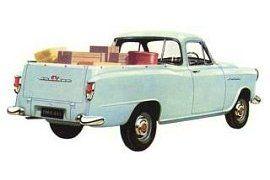Australia - Holden FE Utility 1956