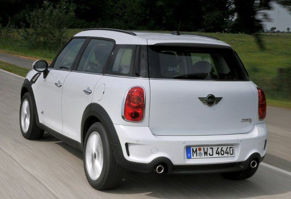 "Mini Cooper Countryman - When is a Mini no longer mini enough? I draw the line at this 4-door ""SUV"" Mini."