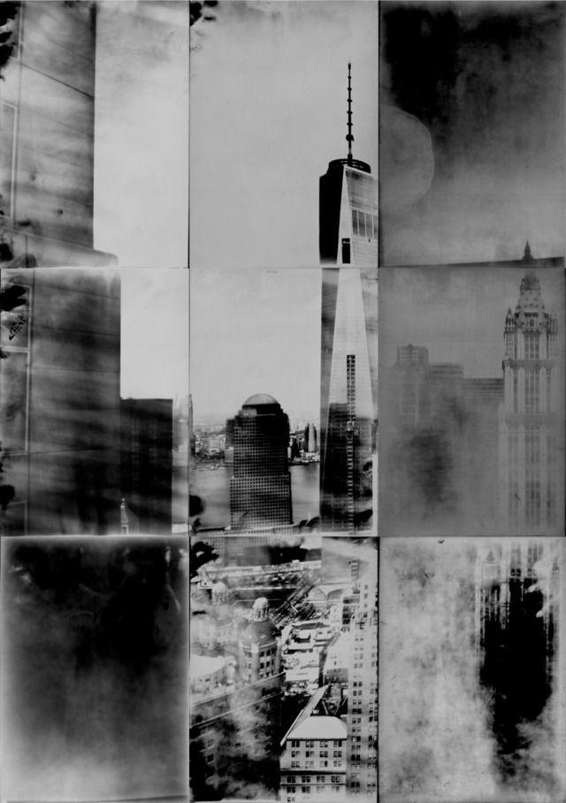 ホンマタカシの最新写真集。部屋を丸ごとカメラオブスキュラにして都市を投影【ShelfオススメBOOK】 4枚目