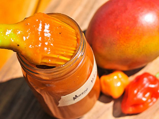 Staying true to its name, mango forms the sweet base here, but this sauce also delivers all the tangy and spicy complexity that makes a great barbecue sauce.