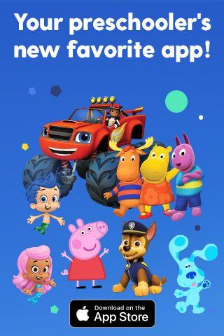 Introducing your preschoolers new favorite app. Noggin is