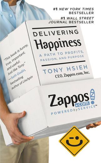 Delivering Happiness - Tony Hsieh | Management & Leadership...: Delivering Happiness - Tony Hsieh | Management &… #ManagementampLeadership