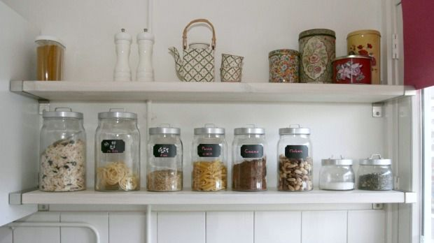 Voorraadkast Keuken Ikea : 1000+ images about Keuken on Pinterest Refrigerators, Organized