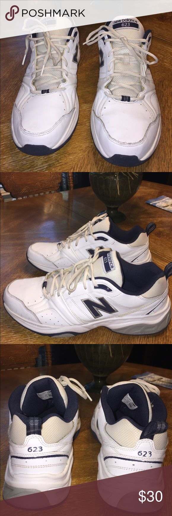 Almost New New Balance #623 Sneakers Size 13   Almost New New Balance 623 Sneakers. ( They are not a wide width) New Balance Shoes Sneakers