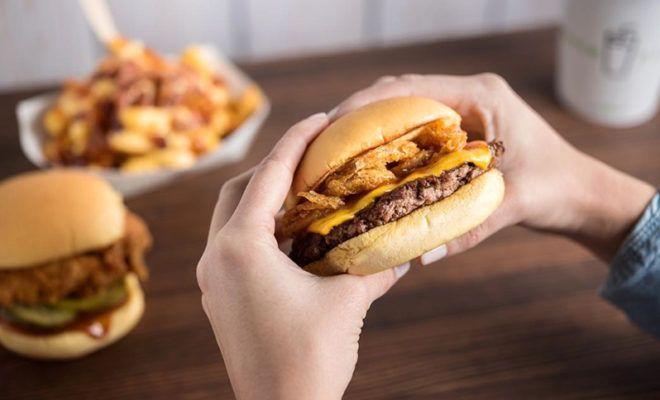 Shake Shack Releases a New, Limited-Edition 'Barbecue' Menu