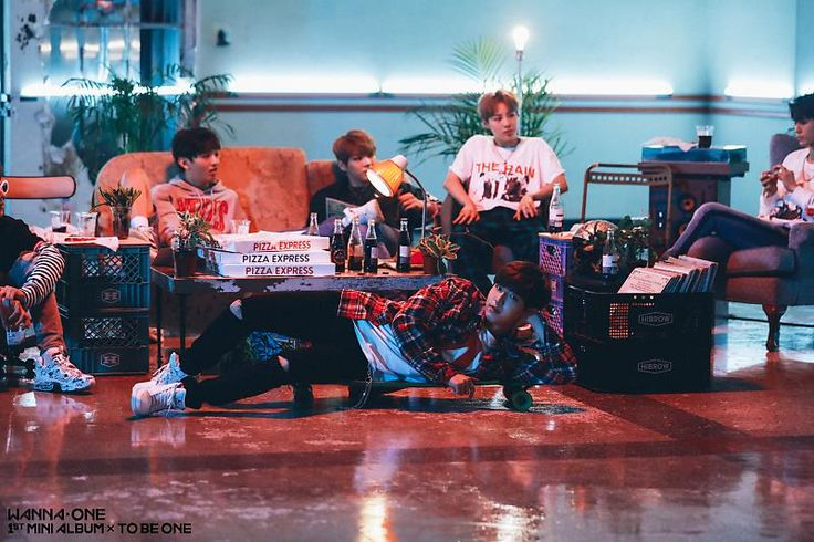 [BY Wanna One 워너원] | HOT DEBUT | Wanna One 1st MINI ALBUM '1X1=1(TO BE ONE)'워너블 여러분 안녕...