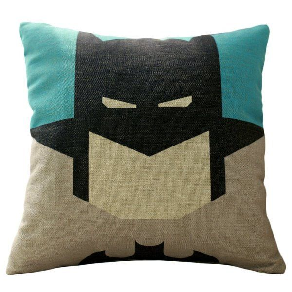 Throw Pillows With Jewels : 61 best images about Justice League Bedroom on Pinterest