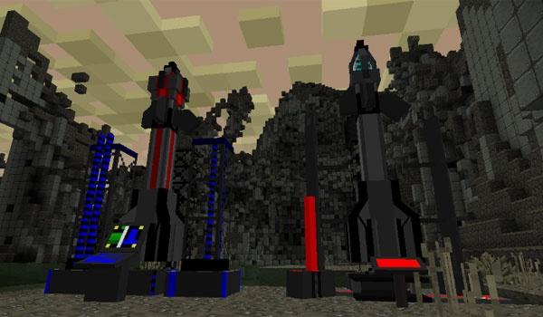 ICBM Mod para Minecraft 1.4.6