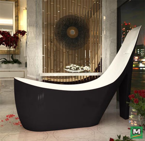 fiberglass free standing tub. Soak in Hollywood glamour with the ANZZI Gala Freestanding Soaking Bathtub  Featuring a swanky stiletto 252 best Beautiful Baths images on Pinterest Toilets and
