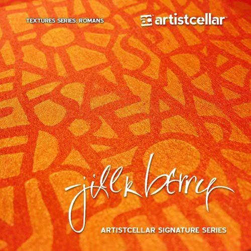 JKB - Textures Series Four-Stencil Set