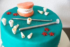 Tandarts taart