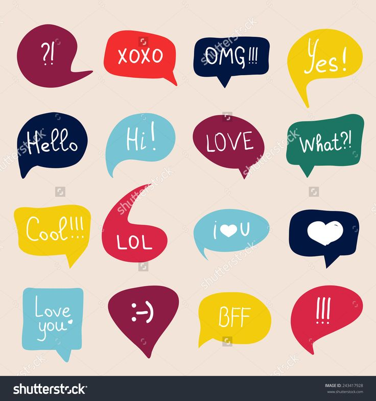 88 best charity branding images on pinterest graphic projects colorful questions speech bubbles set in flat design with short messages fandeluxe Choice Image