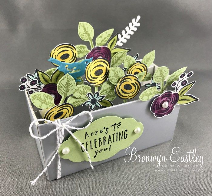 Perennial Birthday Card in a Box